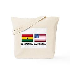 Ghanaian American Tote Bag