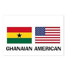 Ghanaian American Postcards (Package of 8)