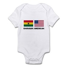 Ghanaian American Infant Bodysuit