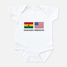 Ghanaian American Infant Bodysuit