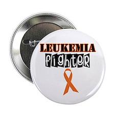 """Leukemia Fighter 2.25"""" Button"""