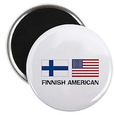 Finnish American Magnet