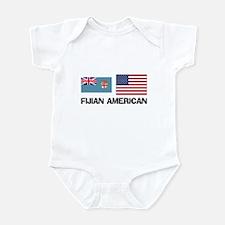 Fijian American Infant Bodysuit