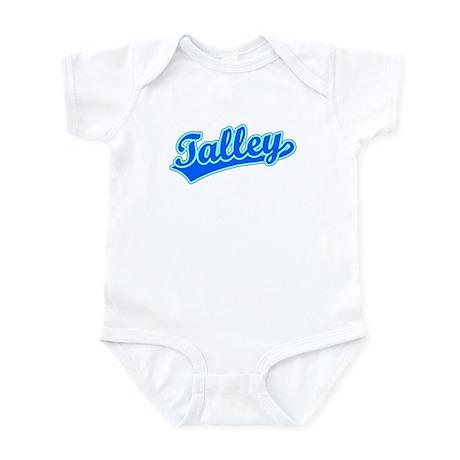 Retro Talley (Blue) Infant Bodysuit