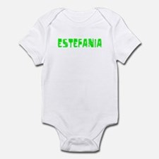 Estefania Faded (Green) Infant Bodysuit