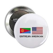 "Eritrean American 2.25"" Button"