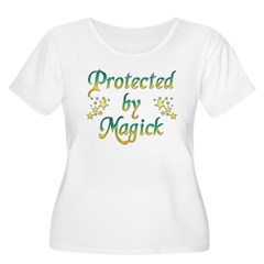 Colorful Protected by Magick T-Shirt