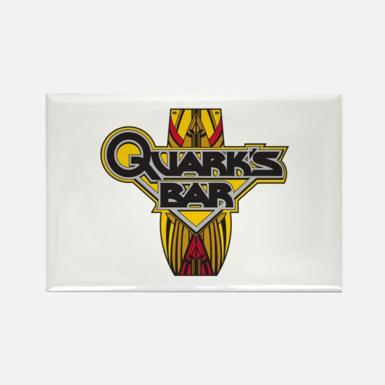 STAR TREK DS9 Quarks Rectangle Magnet