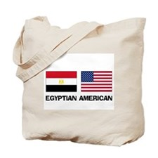 Egyptian American Tote Bag