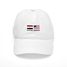 Egyptian American Baseball Cap