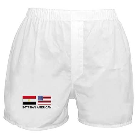 Egyptian American Boxer Shorts