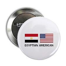 "Egyptian American 2.25"" Button"