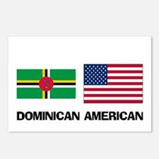 Dominican American Postcards (Package of 8)