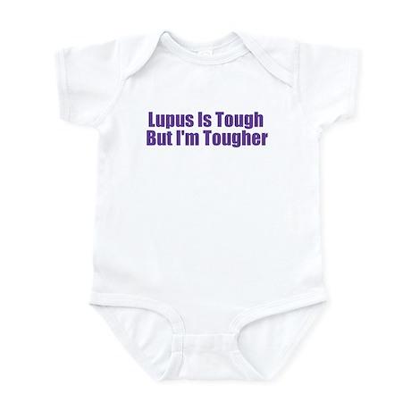 Lupus Is Tough Infant Bodysuit