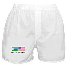 Djibouti American Boxer Shorts