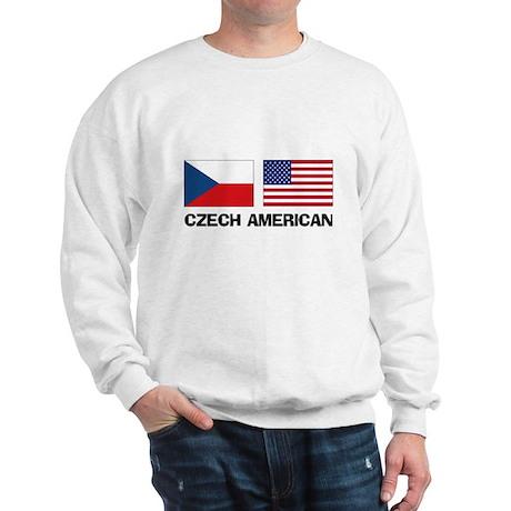 Czech American Sweatshirt