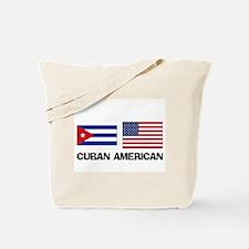 Cuban American Tote Bag