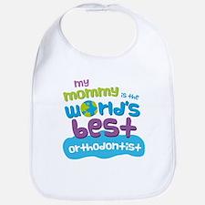 Orthodontist Gift for Kids Baby Bib