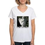 God Still Love You! Women's V-Neck T-Shirt