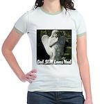 God Still Love You! Jr. Ringer T-Shirt