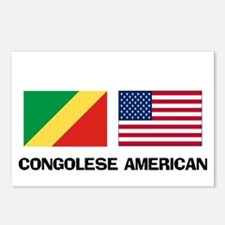 Congolese American Postcards (Package of 8)