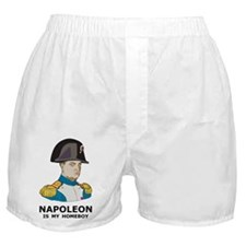 Napoleon Is My Homeboy Boxer Shorts