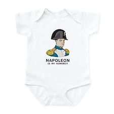 Napoleon Is My Homeboy Infant Bodysuit