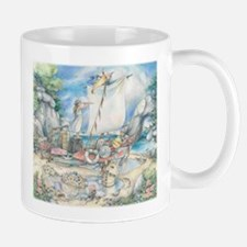 Sailing the Phoenix Mugs