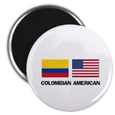 "Unique Colombian 2.25"" Magnet (10 pack)"