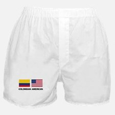 Cute Colombia girl Boxer Shorts