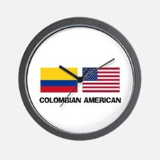 Cute Colombian Wall Clock