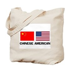 Chinese American Tote Bag