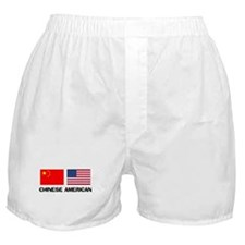 Chinese American Boxer Shorts