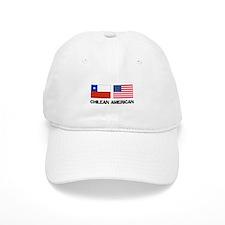 Chilean American Baseball Baseball Cap