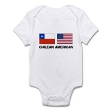 Chilean American Infant Bodysuit