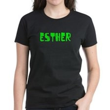 Esther Faded (Green) Tee