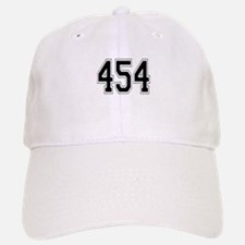454 Baseball Baseball Cap
