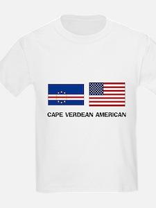 Cape Verdean American T-Shirt
