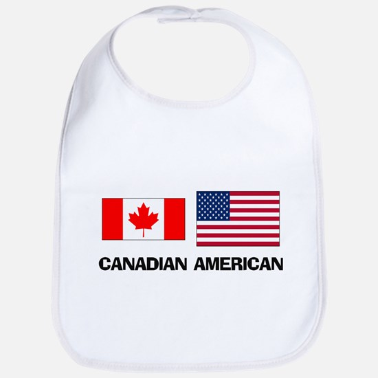 Canadian American Bib