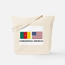Cameroonian American Tote Bag
