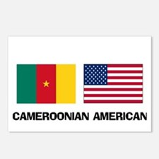 Cameroonian American Postcards (Package of 8)