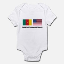 Cameroonian American Infant Bodysuit
