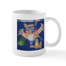 Snorkel, Snorkeling Cat Mug