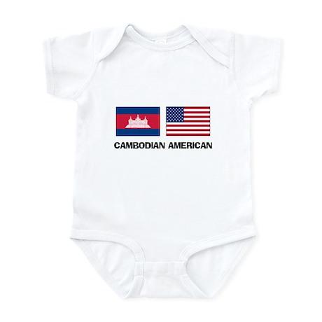 Cambodian American Infant Bodysuit