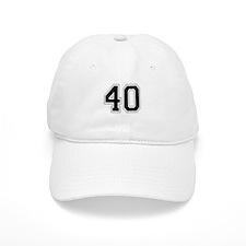 40 Baseball Cap