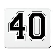 40 Mousepad