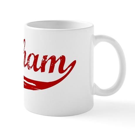 Beckham (red vintage) Mug