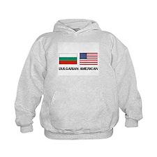 Bulgarian American Hoodie