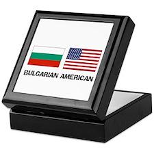 Bulgarian American Keepsake Box
