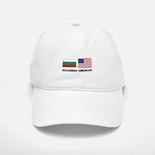 Bulgarian American Baseball Baseball Cap